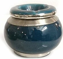 Marokkanischer Aschenbecher blau | marokkanische