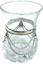 Marokkanisches Teeglas   Rondo elegance   Ø:6cm  