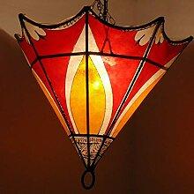 Marokko orientalische Decken Lampe Leuchte Henna