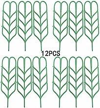 Marooma 12 Stück Garten-Spalier für