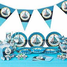 MarquisJacobs Maritime Stil Party Set Geburtstag