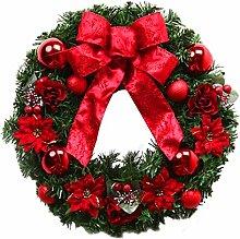 MARRYME Weihnachtskranz Weihnachtsgirlande