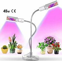 Mars Jun LED Pflanzenlampe mit Timer 3Pcs Strip
