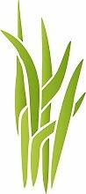 Marsh Gras Schablone, wiederverwendbar, große