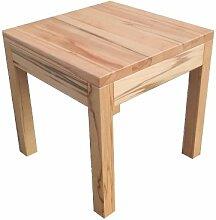 Martin Weddeling Hocker Holztisch Beistelltisch