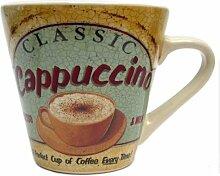 Martin Wiscombe Café Culture Cappuccino Becher 250ml