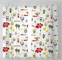 Martina Home Wein Vorhänge Vorhang-Set für