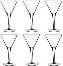 Martini-Glas Michelangelo aus Kristallglas