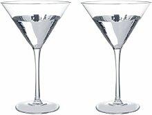 Martiniglas-Set Chugwater Ebern Designs