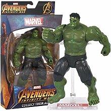 Marvel Avengers 4 Hulk Figuren Kinder Spielzeug