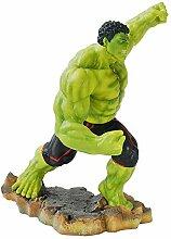 Marvel Avengers Hulk Movie Modell Anime Dekoration