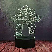 Marvel Avengers League Anti-Hero LED