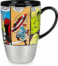 Marvel Avengers Travel Mug