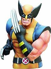 Marvel Büste Bank Wolverine Maskiert Action