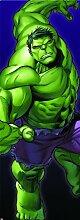Marvel Comic Heroes - Fototapete Bildtapete - Hulk 202x73