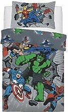 Marvel Comics Break durch Cartoon-Figur Grau