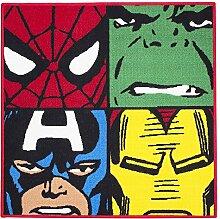 Marvel Comics Defenders Teppich/Matte,