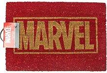 Marvel Fußmatte mit Logo bedruckt (40x 60cm)