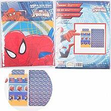 Marvel Komplett Tagesdecke Bettwäsche Spiderman