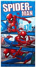 Marvel Spider-Man Handtuch Strandtuch für Kinder