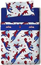 Marvel Spiderman–Bettwäsche aus Polycotton,