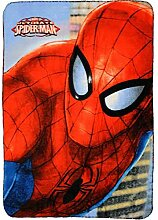Marvel Spiderman Fleecedecke 100 x 140cm Kuscheldecke
