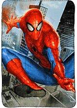 Marvel Spiderman Fleecedecke 100 x 140cm Kuscheldecke