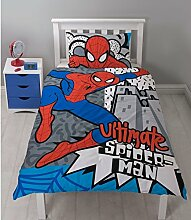 "Marvel Spiderman ""Homecoming""-Bettwäsche-Set"