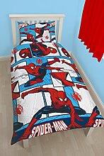 Marvel Spidermann Kinder Wende Bettwäsche Parker