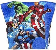 Marvel The Avengers Kinder Poncho Handtuch