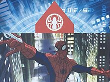 Marvel Ultimate Spiderman Kapuzenhandtuch