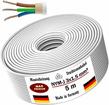 MAS-Premium® Feuchtraumkabel Stromkabel
