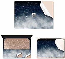 MasiBloom Laptop-Aufkleber für 13,5 Zoll