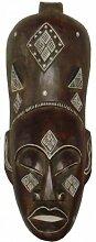Maske Africa MAN, handgearbeitete Holz-Maske,