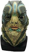 Maske YN Halloween Horror Monster Tier Kopf
