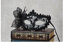 Maske YN Halloween-Maskerade-Venedig-Aufkleber