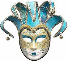 Maske YN Venezianische Qualität Halloween Party