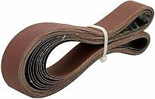 Maslin 10er Pack Körnung 400/240 2,5 cm breit