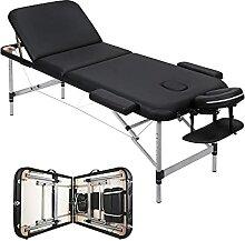 Massageliege Klappbar Kosmetikliege Massagetisch