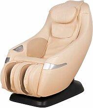Massagesessel Attiva - beige I Massagestuhl,