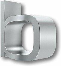 Massive 3D-Design Hausnummer 0 (b)