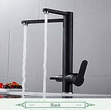 Massivem Messing Trinkwasser Küchenarmatur 3 Wege