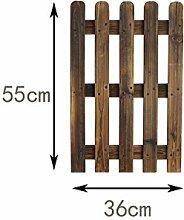 Massivholz Blumenregal Wandmontiert Balkon Wohnzimmer Kreative Dekoration Blumentopf Regal ( größe : B )