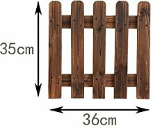 Massivholz Blumenregal Wandmontiert Balkon Wohnzimmer Kreative Dekoration Blumentopf Regal ( größe : A )