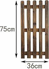 Massivholz Blumenregal Wandmontiert Balkon Wohnzimmer Kreative Dekoration Blumentopf Regal ( größe : D )