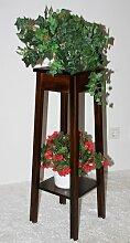 Massivholz Blumentisch Blumenhocker Blumenständer