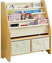 Massivholz Kinder Bücherregal Baby Bücherregal