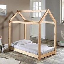 Massivholz Kinderbett im Haus Design Kiefer