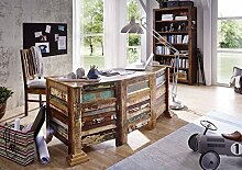 Massivholz massiv Möbel Holz Schreibtisch
