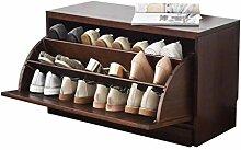 Massivholz Schuhschrank Einfache Moderne Veranda